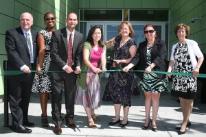Windmill Library Ribbon Cutting