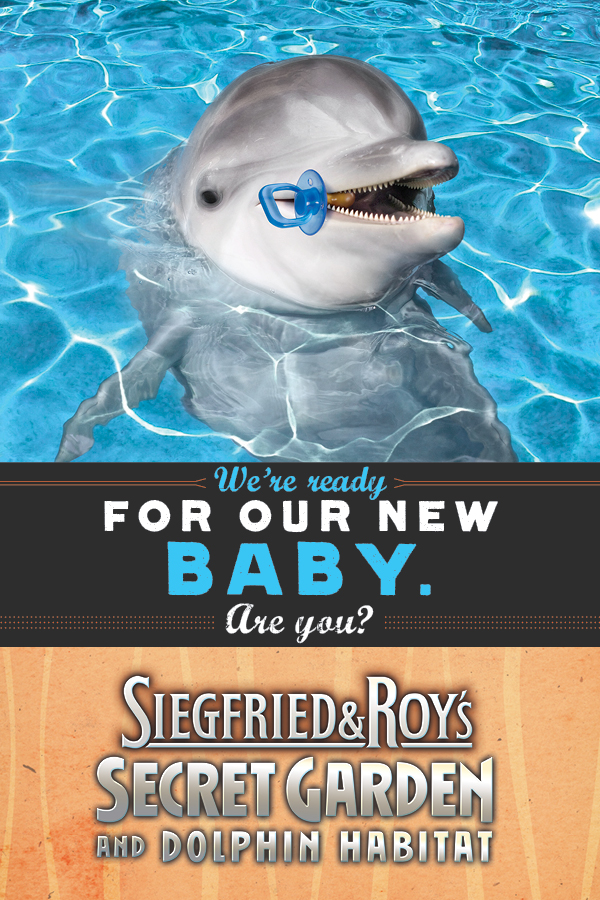 september - Siegfried Roys Secret Garden And Dolphin Habitat
